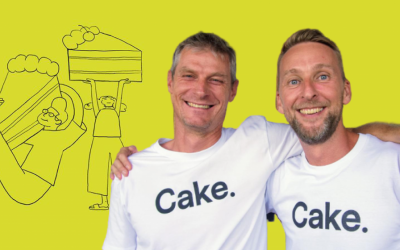 Partnership with Cake sweetens the deal for local startups
