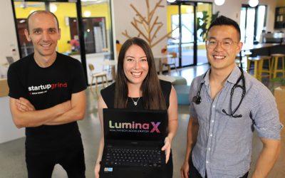 LuminaX Accelerator – 2021 Startups Announced