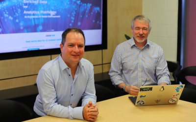 A new AI Lab opens at Cohort Innovation Space on the Gold Coast
