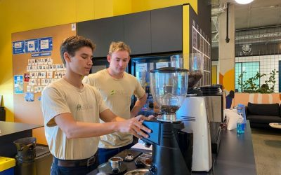 Nice Coffee Co. – Making the World a Better Place, One Coffee at a Time
