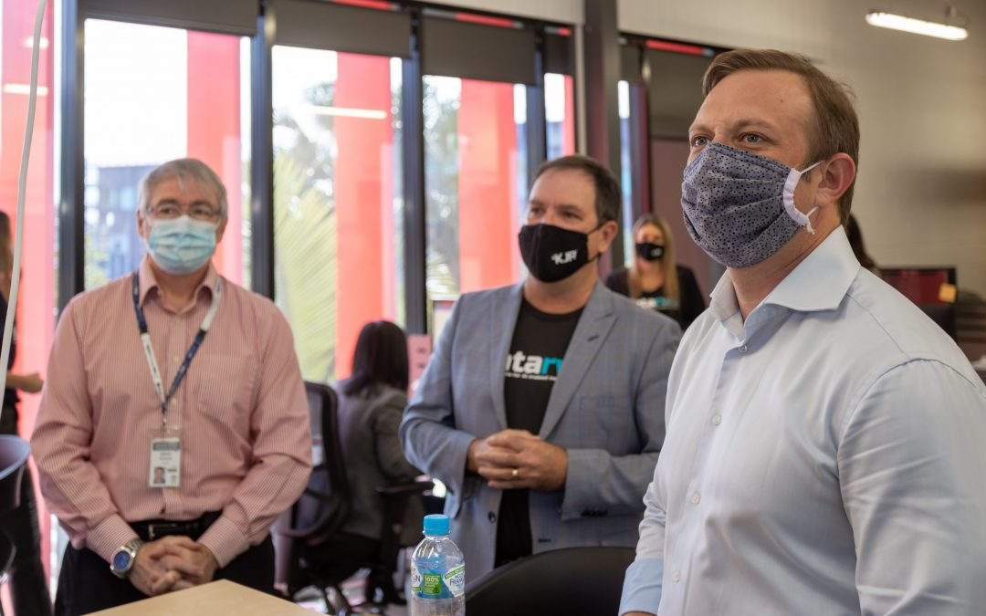 Fast-growing AI company accelerates high-tech jobs for Queensland