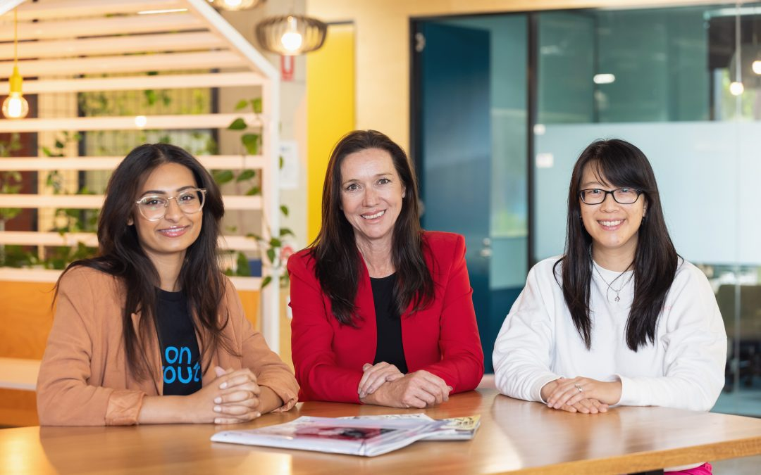 Three inspiring founders announced for Cohort's Women in Tech initiative