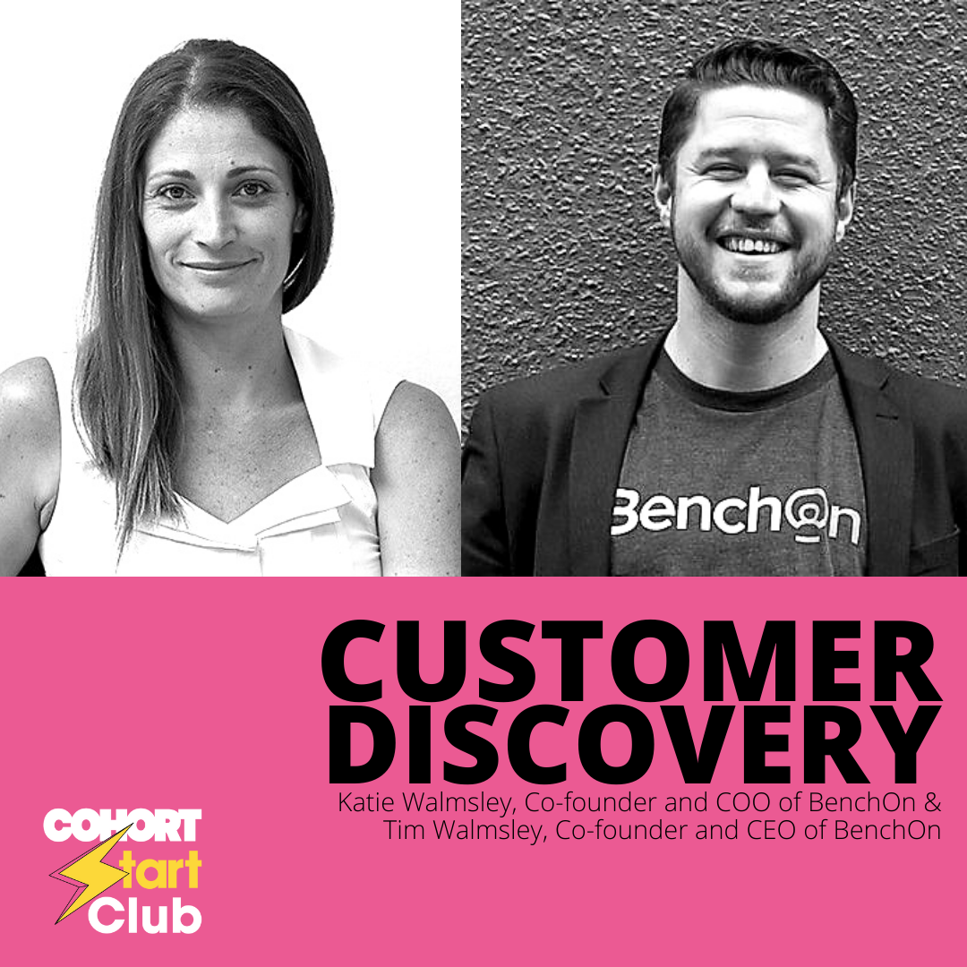 StartClub | Customer Discovery